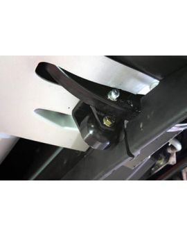 2005-2013 Corvette Front Bumper Skid Rollers