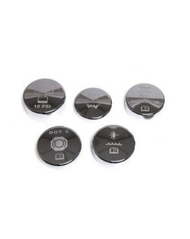 97-04 Auto Engine Cap Set w/Graphics
