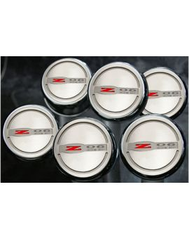 2002-2004 Corvette Z06 405HP Engine Cap Cover Set