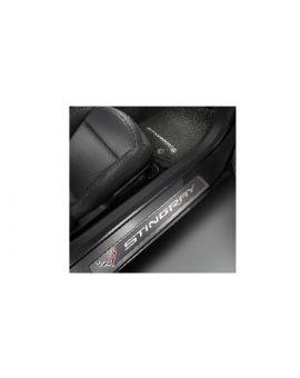 2014-2018 Corvette GM Door Sill Protectors