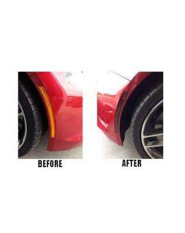 2014-2018 Corvette Acrylic Side Marker Black-Outs