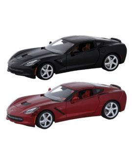 1:18th 2014 Corvette Stingray Die Cast