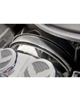 14-18 Stainless 3-Pc Brake Booster Covers