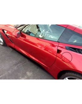 14-18 Stage II Side Skirt Package (Exterior Color)