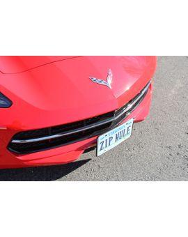 14-18 Remote Show-N-Go Front License Plate Mount (Default)