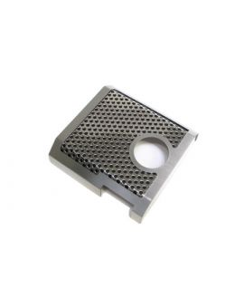 14-18 Perforated/Brushed Stainless Master Cylinder Cover (Transmission)