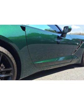 14-18 Cleartastic Rocker & Lower Door Paint Protection