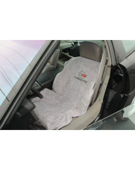 84-96 Seat Armour Cover w/ C4 Emblem
