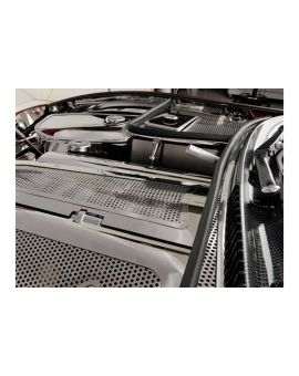 97-04 Brushed Stainless Battery Shroud Cover