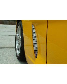 05-13 Blakk Stealth Perforated Side Fender Vents
