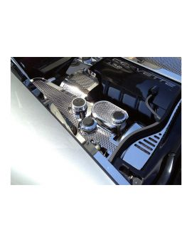 05-13 w/Auto Perforated Stainless Coolant Tank Cover & Caps