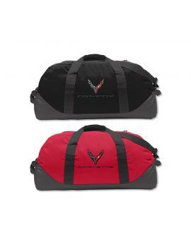 Next Generation Corvette Eddie Bauer Medium Duffel Bag