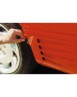 95-96 Cleartastic Protection - Car Set