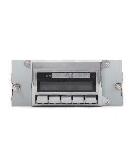 68-76 AM/FM Classic Style Bluetooth Radio