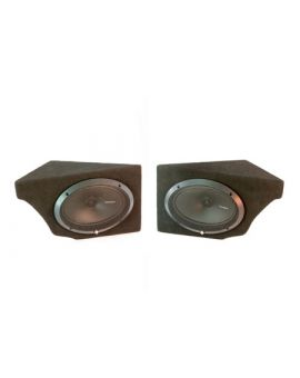 68-77 Rear Speaker Housings w/o Speakers (Default)
