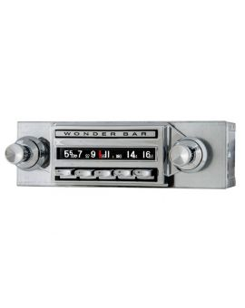 61-62 Wonderbar AM/FM Stereo Bluetooth Radio