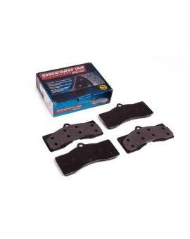 65-82 Organic Brake Pads - Axle Set