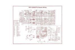 1972 Corvette Wiring Diagram
