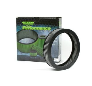 1970-1974 Corvette Q-Jet Green Performance Air Filter