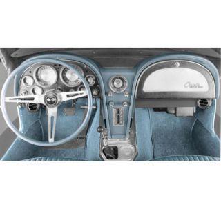 1967 Corvette Old Air Hurricane Air Condition System