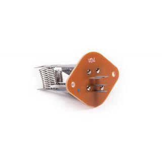 69-71 w/AC Blower Motor Resistor