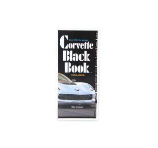 Deluxe Corvette Black Book