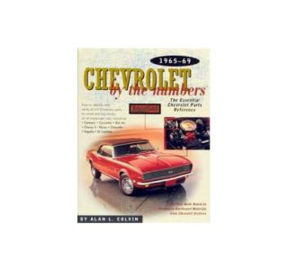 1965-1969 Chevrolet By The Numbers