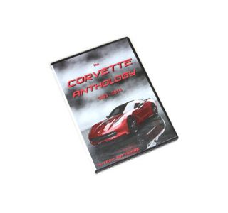Corvette Anthology DVD
