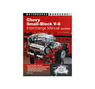 Chevrolet Small Block V-8 Interchange