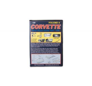 Vol 6: 84-96 Door & Rear Body Repair Guide (CD)