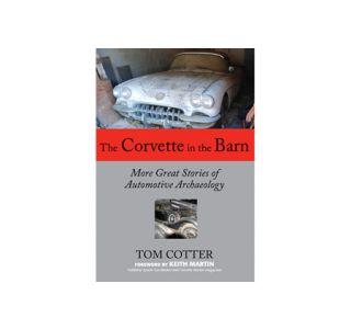 The Corvette in the Barn
