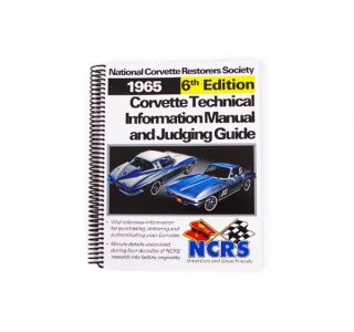 65 NCRS Judging Manual (6th Edition)