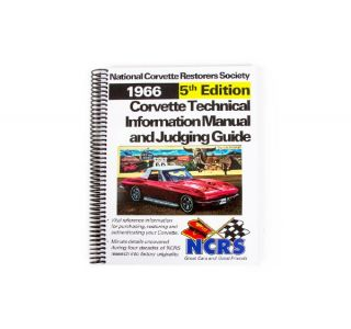 66 NCRS Judging Manual (5th Edition)