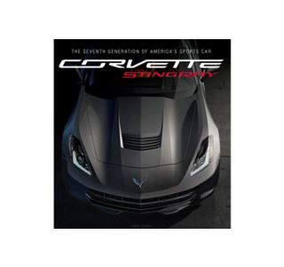Corvette Stingray - The Seventh Generation of America's Sports Car (Default)