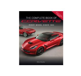 The Complete Book of Corvette (Default)