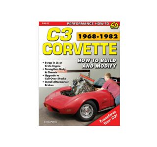 How to Build and Modify; C3 Corvette (Default)