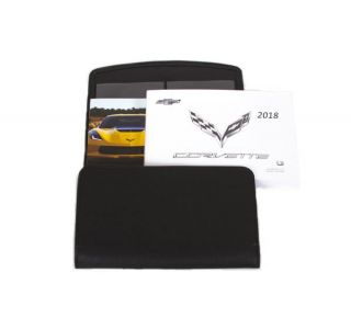 18 Owners Manual w/Portfolio