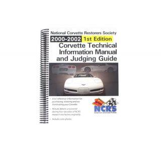 00-02 NCRS Judging Manual