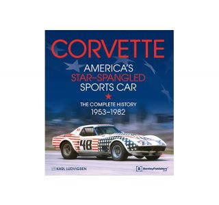 Corvette - America's Star-Spangled Sports Car