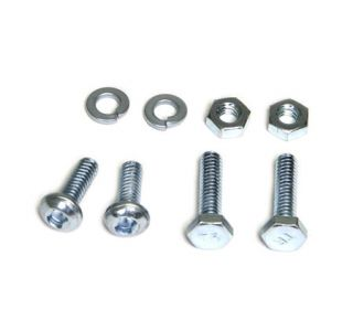 1958-1962 Corvette Hood Support Mount Screws (Clutch Head)
