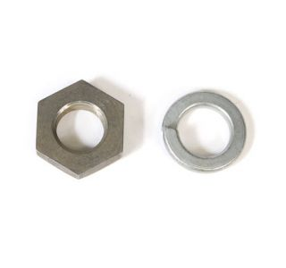 1953-1962 Corvette Pitman Arm to Box Nut and Washer
