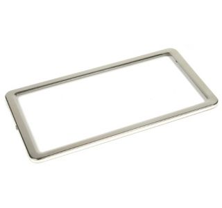 1963-1973 Corvette License Plate Stainless Frame