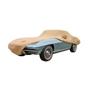1963-1967 Corvette Premium Flannel Car Cover