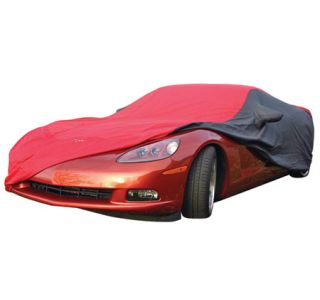 2005-2013 Corvette Stormproof Two-Tone Car Cover