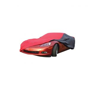 2005-2013 Corvette Stormproof Two-Tone Car Cover