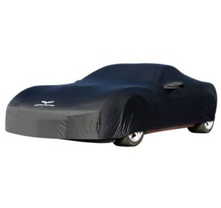 2006-2013 Corvette Z06/ZR1/GS Stretch Satin Car Cover