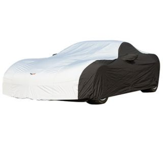 2006-2013 Corvette Z06/ZR1/GS Stormproof Two-Tone Car Cover