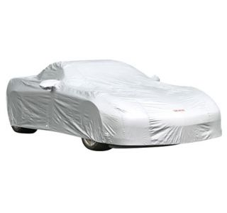 2006-2013 Corvette Intro-Guard Car Cover w/Z06 Emblem