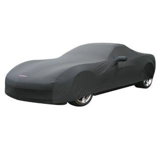 10-13 Corvette GrandSport Satin Dust Car Cover w/Emblem