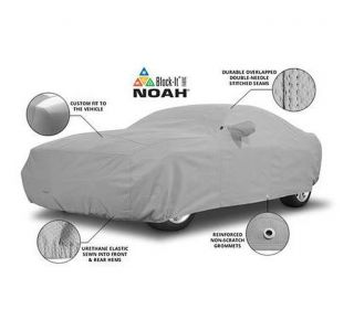 19 ZR1 w/Low Wing Covercraft Noah Car Cover